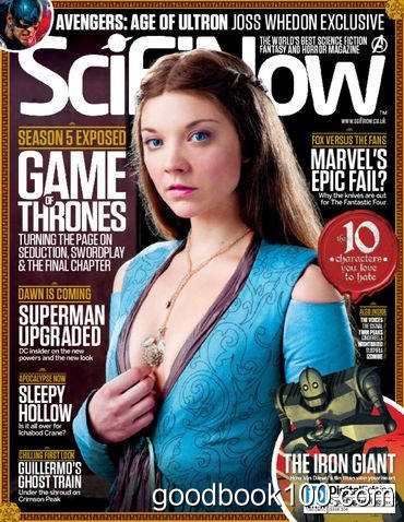 SciFi Now – Issue No. 104