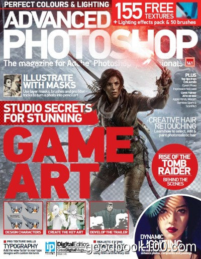 Advanced Photoshop – Issue 141, 2015