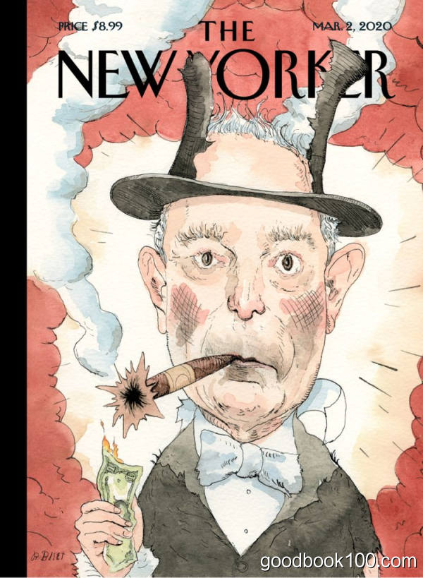 The_New_Yorker__March_02_2020英文原版高清PDF电子杂志下载