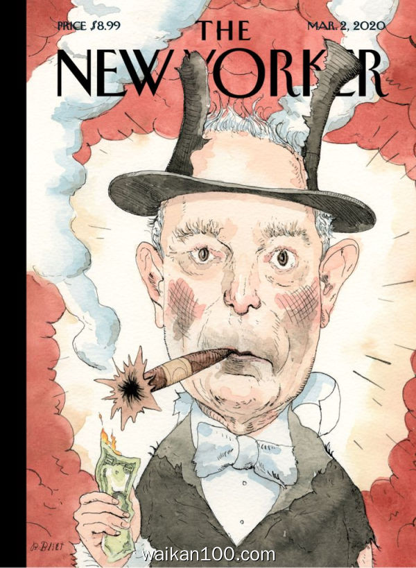 The New Yorker 3月刊 02 2020年 [34MB]