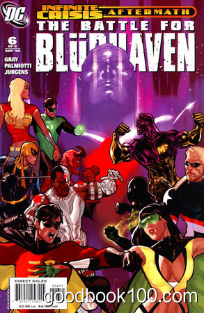 Crisis Aftermath: The Battle For Bludhaven #1 – 6 (2006)