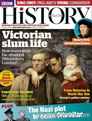 BBC History UK – October 2016