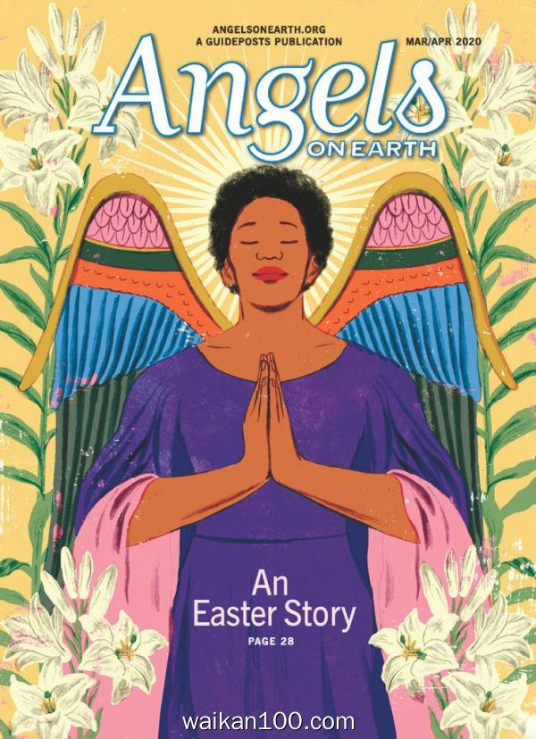 Angels on Earth 3月4月合刊 2020年 [26MB]