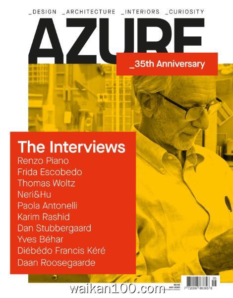 Azure 5月刊 2020年 [28MB]