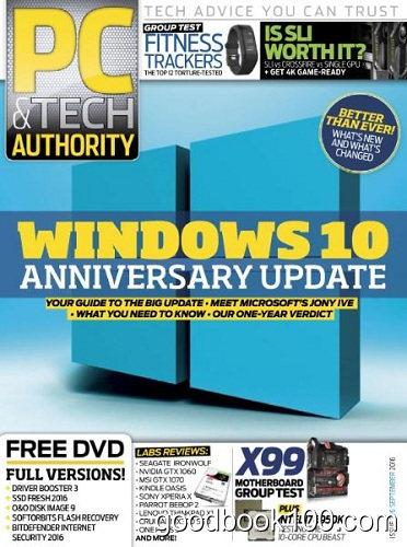 PC & Tech Authority – September 2016