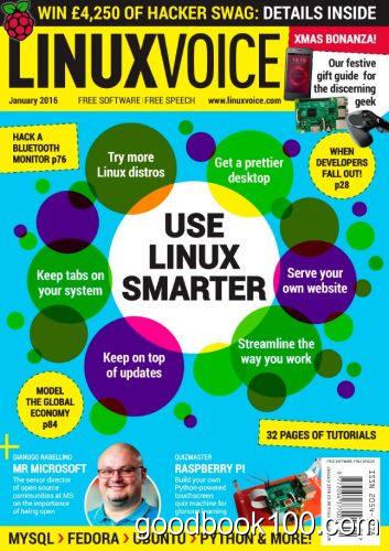 Linux Voice – January 2016