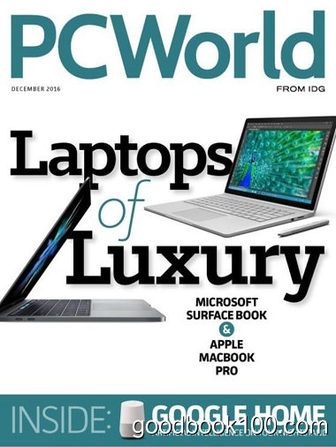 PC World: Laptops of Luxury by Armstrong Barden