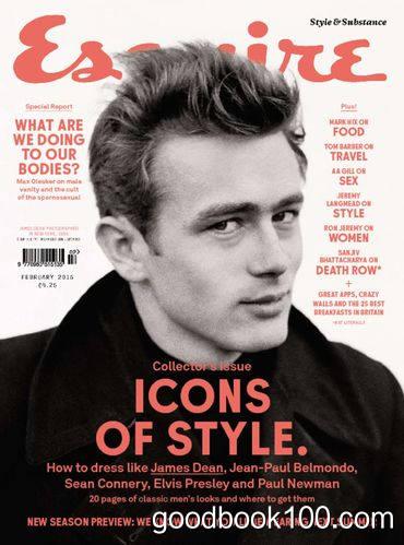 Esquire UK – February 2015