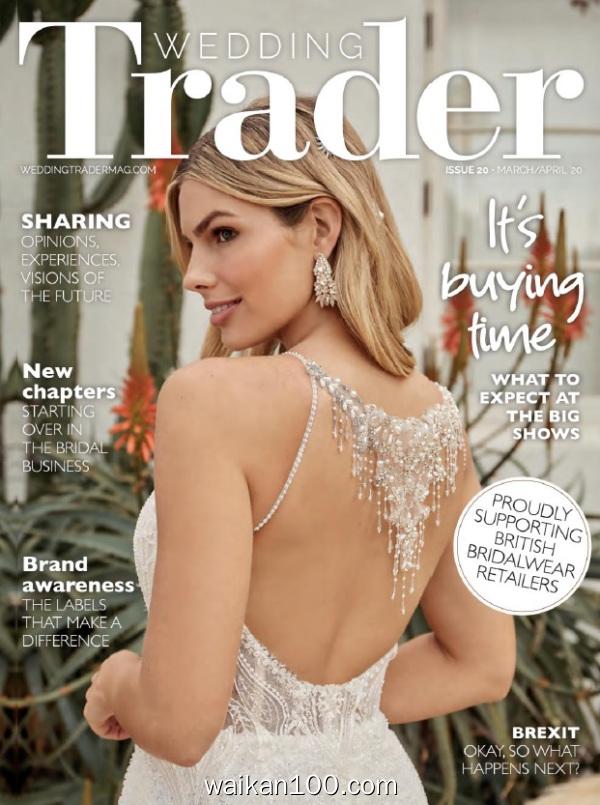 Wedding Trader 3月4月合刊 2020年 [23MB]