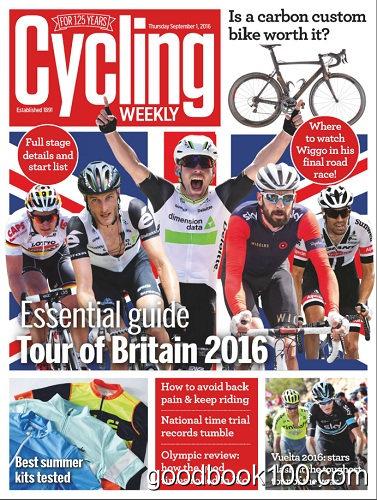 Cycling Weekly – 1 September 2016