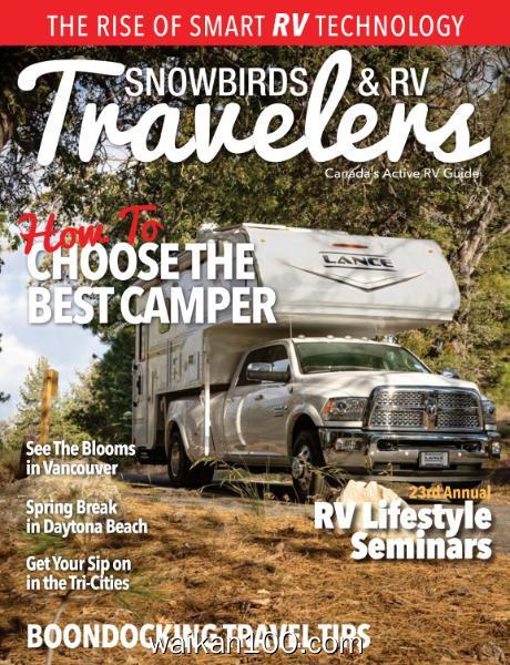 Snowbirds&RV Travelers 4月5月合刊 2020年 [21MB]