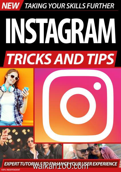 Instagram Tricks and Tips 3月刊 2020年 [40MB]