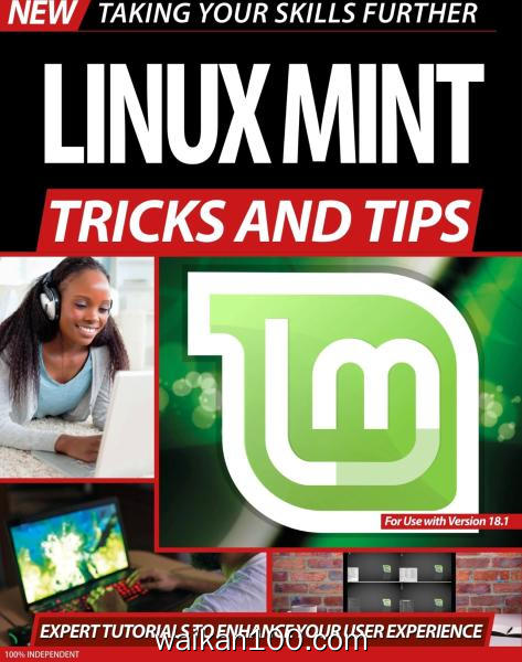 Linux Mint Tricks and Tips 3月刊 2020年 [32MB]
