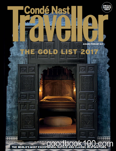 Conde Nast Traveller UK – January/February 2017