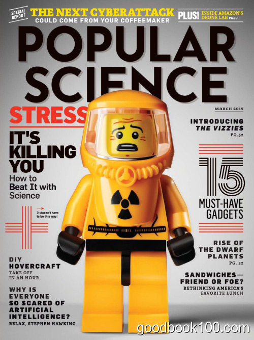 Popular Science USA – March 2015