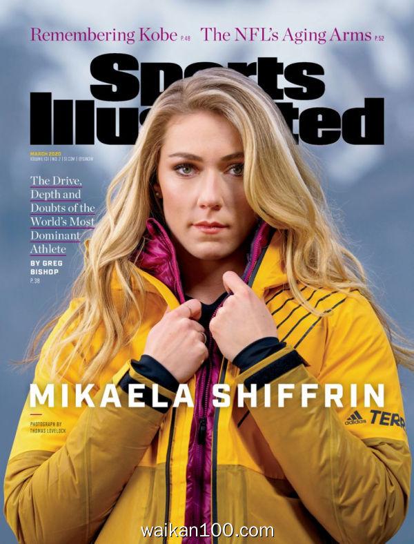 [美国版]Sports Illustrated 3月刊 01 2020年 [106MB]