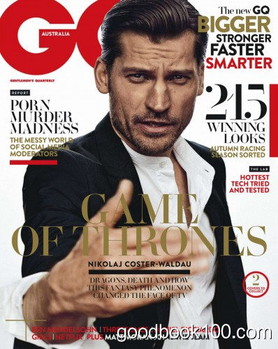 GQ Australia – March 2015