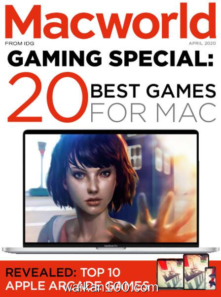 [英国版]Macworld 4月刊 2020年 [7MB]