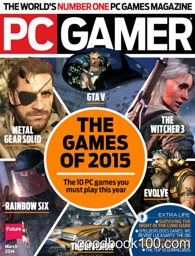 PC Gamer USA – March 2015
