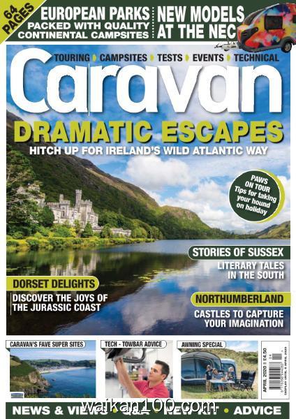 Caravan Magazine 4月刊 2020年高清PDF电子杂志外刊期刊下载英文原版