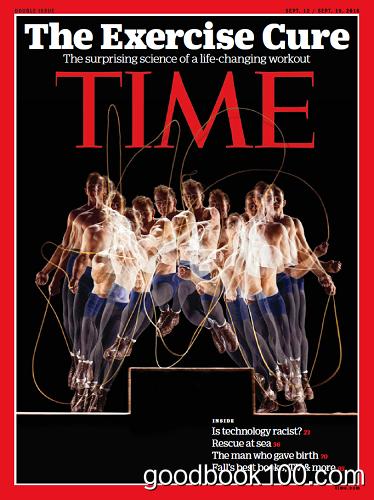 Time USA – 12 September 2016