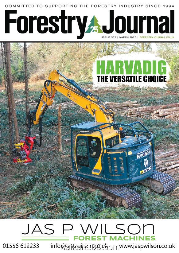 Forestry Journal 2月刊 2020年 [36MB]