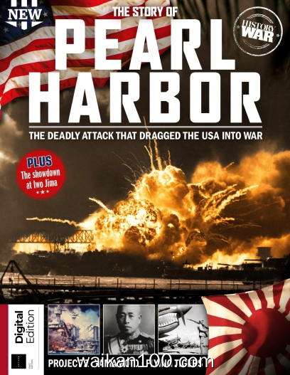 History of War The Story of Pearl Harbor First Edition 2020年高清PDF电子杂志外刊期刊下载英文原版