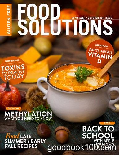 Food Solutions Magazine – September/October 2016