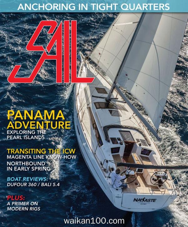 Sail 4月刊 2020年 [106MB]