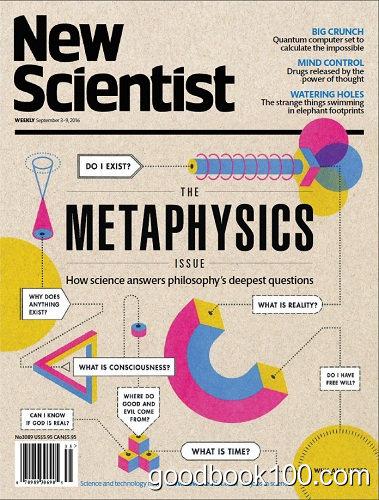 New Scientist – September 3, 2016