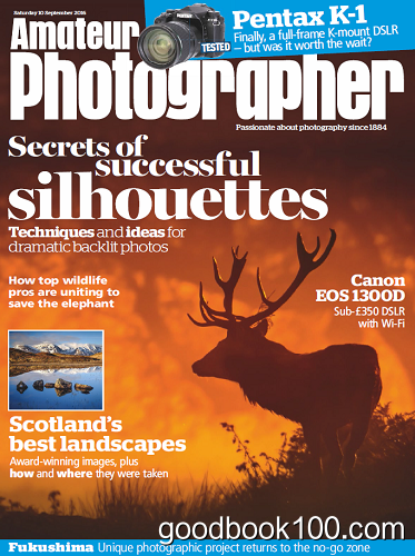Amateur Photographer – 10 September 2016