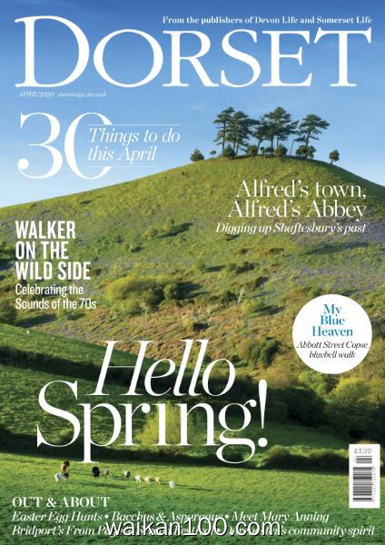 Dorset Magazine 4月刊 2020年 [43MB]