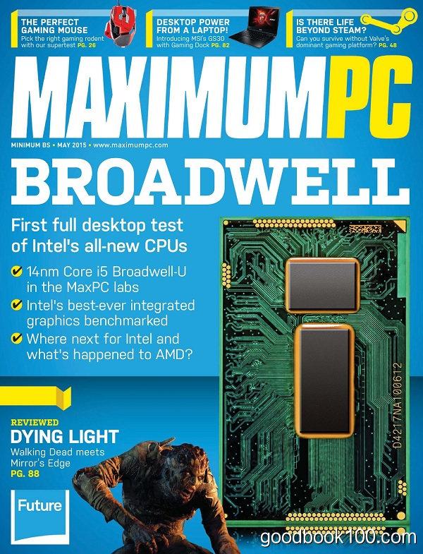 Maximum PC – May 2015