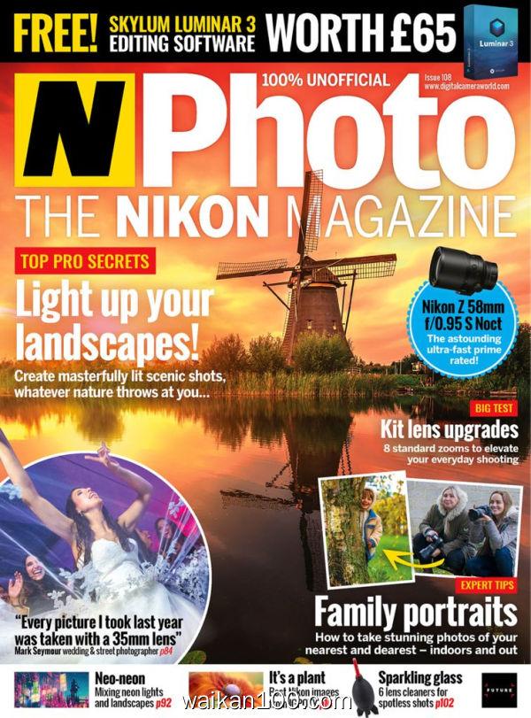 [英国版]N Photo 3月刊 2020年高清PDF电子杂志外刊期刊下载英文原版
