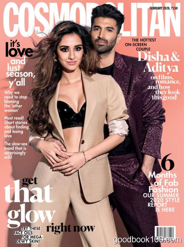 Cosmopolitan_India_-_February_2020英文原版高清PDF电子杂志下载