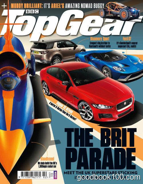 Top Gear UK – February 2015