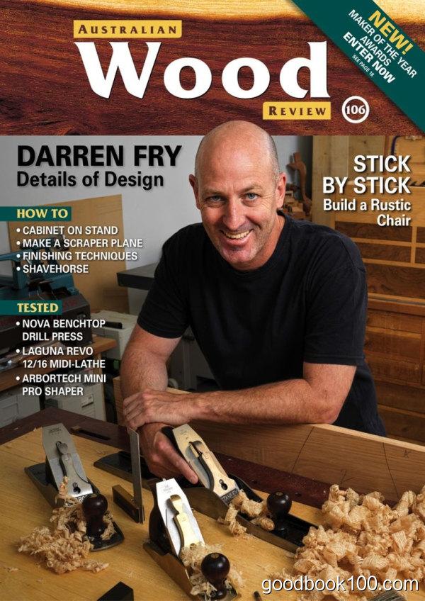 Australian_Wood_Review_-_March_2020英文原版高清PDF电子杂志下载