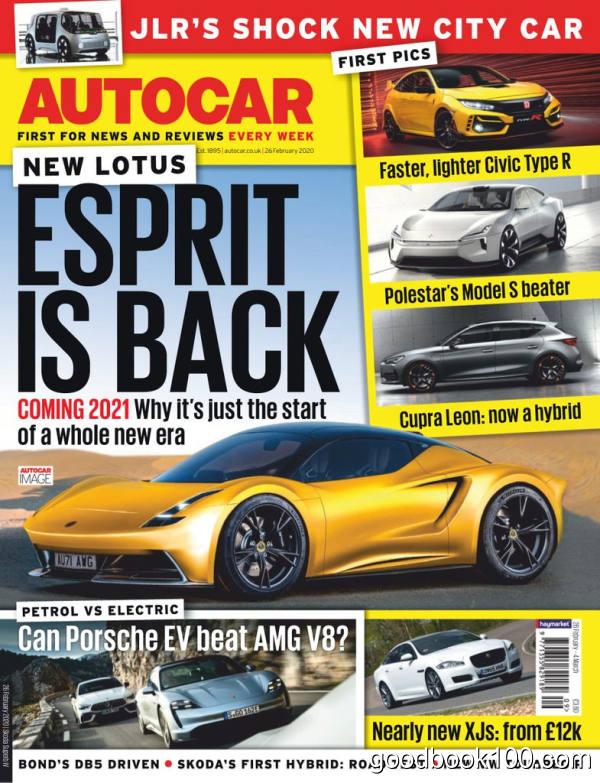 Autocar_UK_-_26_February_2020英文原版高清PDF电子杂志下载