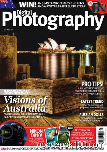 Digital Photography – Issue 41 2015
