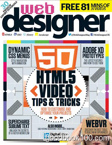 Web Designer – Issue 252, 2016