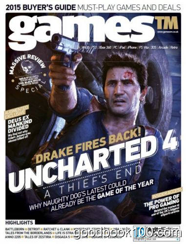 GamesTM – Issue 168 2015