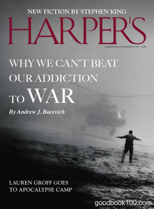 Harper_39_s_Magazine_-_March_2020英文原版高清PDF电子杂志下载