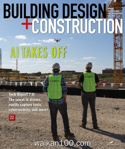 Building Design Construction 3月刊 2020年 [10MB]