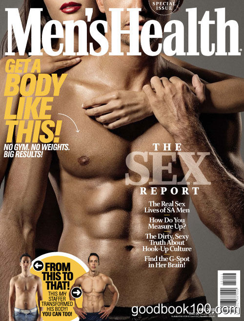 Men's Health South Africa – May 2015