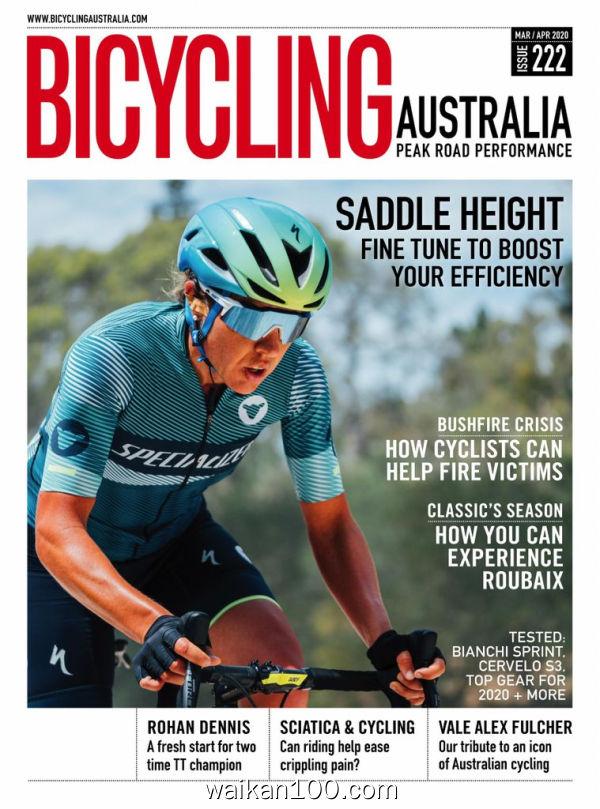 [澳大利亚版]Bicycling 3月4月合刊 2020年 [76MB]