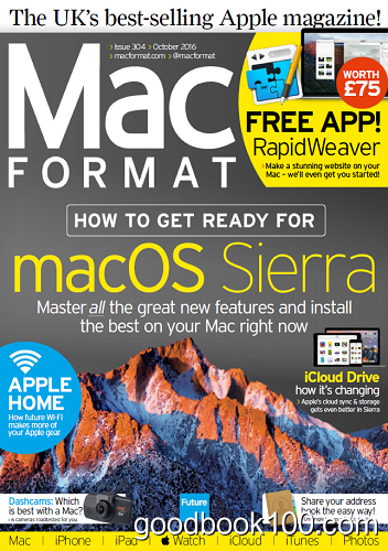 MacFormat – October 2016