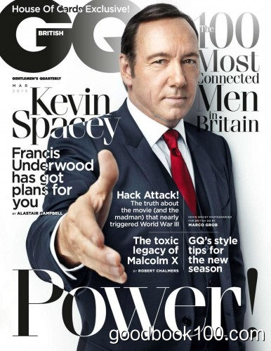 GQ UK – March 2015