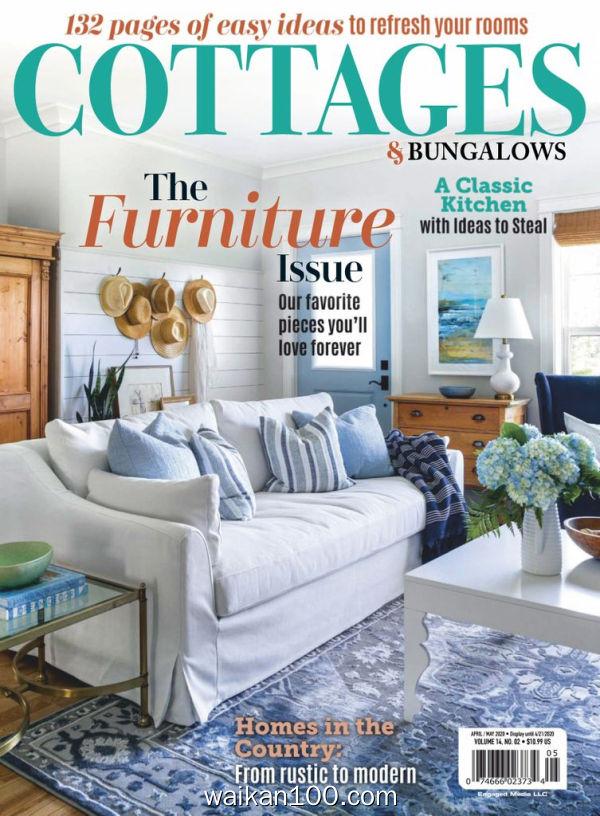 Cottages&Bungalows 4月5月合刊 2020年 [69MB]