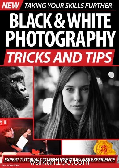 Black&White Photography Tricks and Tips 3月刊 2020年高清PDF电子杂志外刊期刊下载英文原版