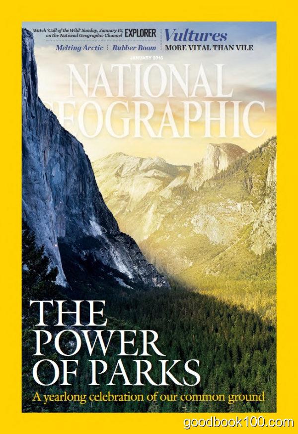 National Geographic USA – January 2016